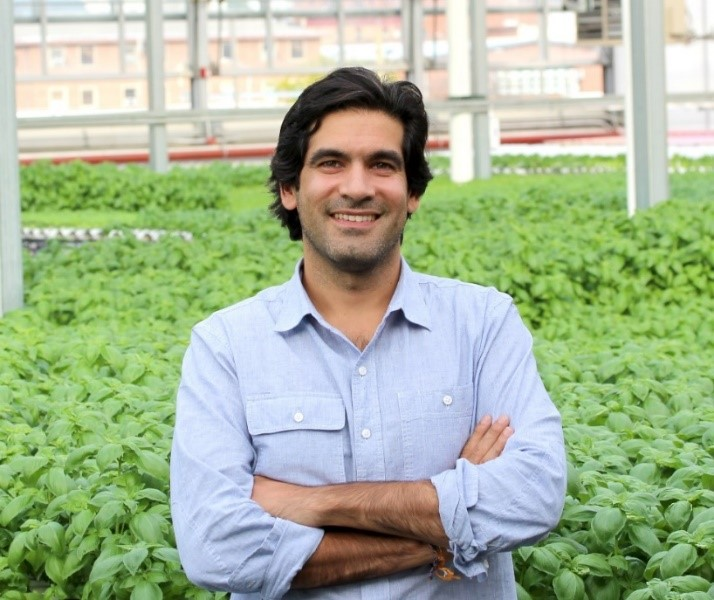 Gotham Greens co-founder and CEO Viraj Puri